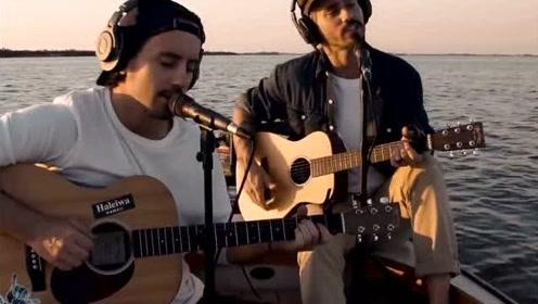 兄弟俩弹唱《Perfect》