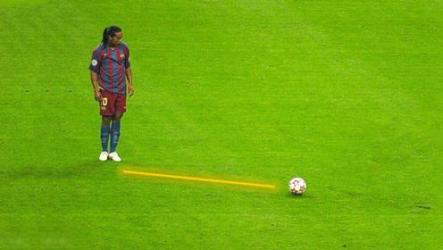 全球顶尖球星的舞台,欧冠史上最佳进球集锦,冲击你的视觉神经