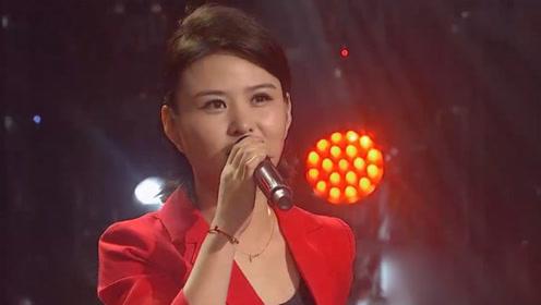 潘倩倩演唱经典《我不想说》,最强版本,直接秒杀原唱!