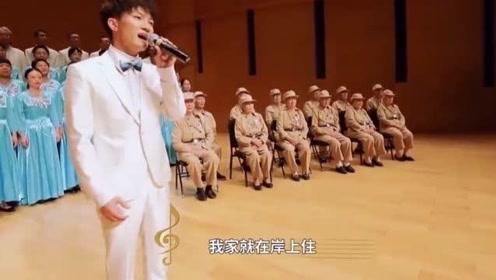就算你是海妖王子周深,也不要唱刀郎唱过的歌,不然一对比就太打脸了!