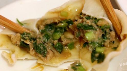 菜市场里的宝藏小馆子,手工饺子最受欢迎