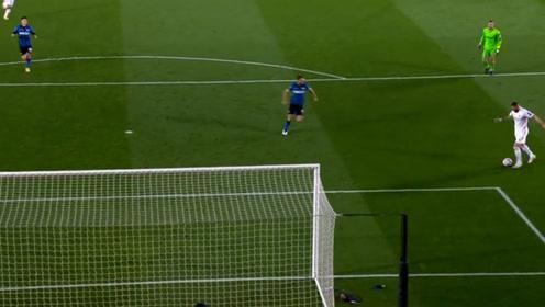 欧冠皇马对阵国米本泽马进球引争议,这球在中超算进吗?会不会被吹?