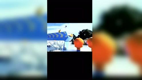 国外搞笑闯关视频集锦。外国人真会玩! (2)