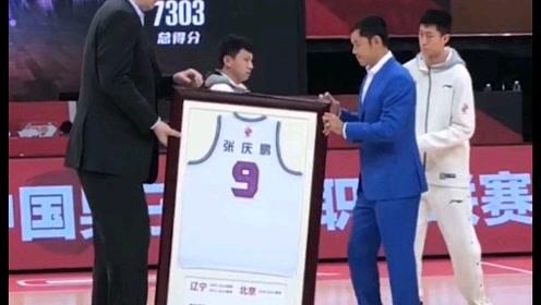 C*A传奇人物,张庆鹏正式宣布退役,结束了20年的职业生涯!