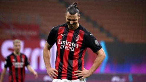 意甲-伊布补时绝平凯西造乌龙,AC米兰连扳两球2-2维罗纳