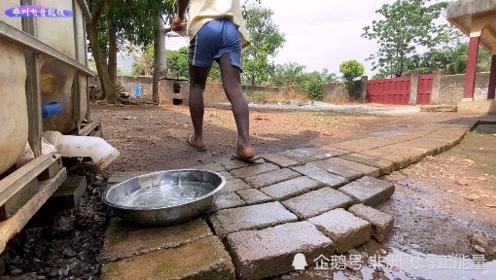 非洲富人家庭的午餐竟然吃火锅,吃一顿能吹一年的顶级美食