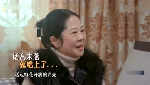 杨迪妈妈的搞笑日常!上综艺节目爆猛料,当初