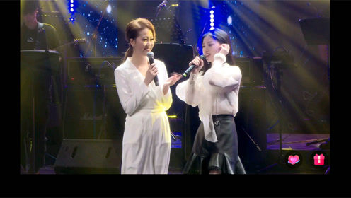 单依纯在浙江音乐学院新年演唱会再唱《永不失联的爱》