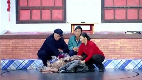 赵本山、宋小宝小品《有钱了》,宋小宝装精神病,要笑死人!