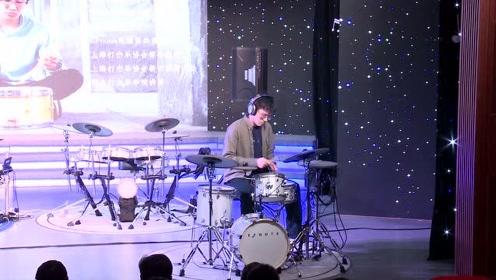 吟飞电子乐器发布会(南京)青年演奏家时旭现场演奏EFNOTE 5视频