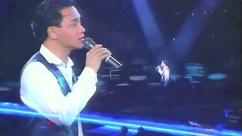 张国荣的魅力有多大?歌曲唱到一半,梅艳芳忍不住上台为他伴舞!