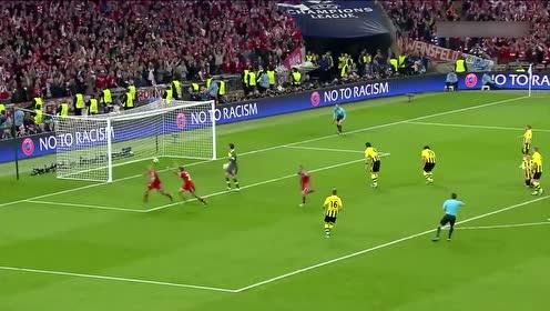 一战决定德甲冠军归属 拜仁vs多特十佳球先睹为快
