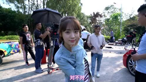 Behind the scenes: Find a hyperactive girl Ye Qianyu | Forget You Remember Love