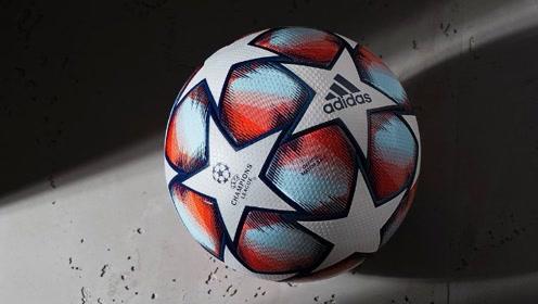 博格巴帅气出镜!欧足联发布新赛季欧冠小组赛用球