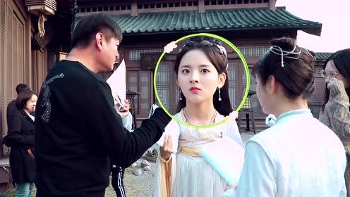 BTS: Feng Wu wants to kiss Jun Linyuan | Dance of the Phoenix