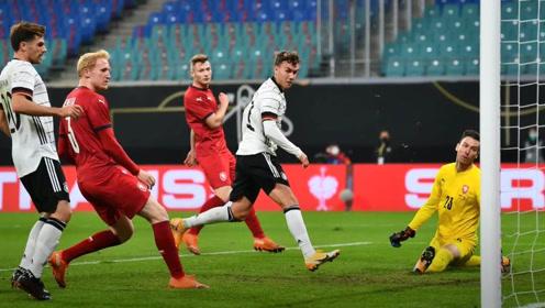 友谊赛-瓦尔德一击制胜阿米里失单刀 德国1-0力克捷克