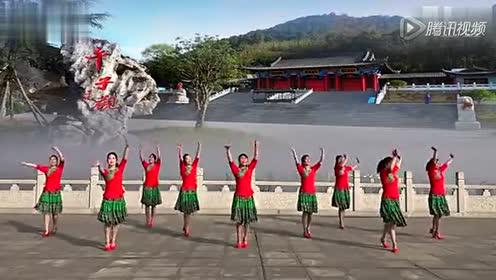 《西乡美》任飞扬 阿中中广场舞版