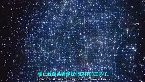 英国哲学家Alan Watts的短片:我们与宇宙同在