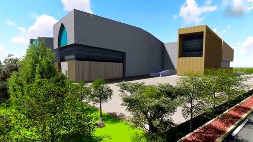 宁夏美术馆设计方案图片