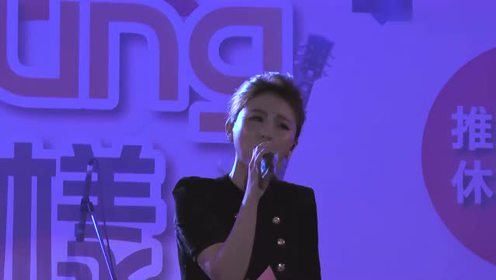 《想飞的自由落体》 彰化蓝风车摇滚音乐祭活动 饭拍版