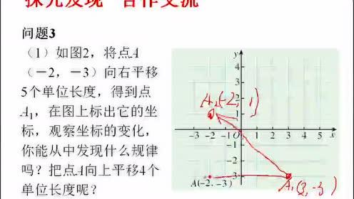新版七年级数学下册第七章 平面直角坐标系7.2 坐标方法的简单应用