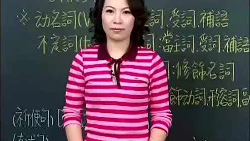 谢孟媛初级文法视频教程-英语提高_第17集