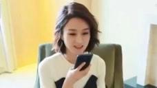 周冬雨打电话给赵丽颖, 这是暗示颖宝将加盟第二季《中餐厅》吗
