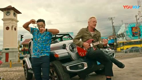 Sting、Shaggy《Don'tMakeMeWait》