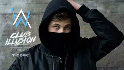 Alan Walker 珠海Club Illusion 专场