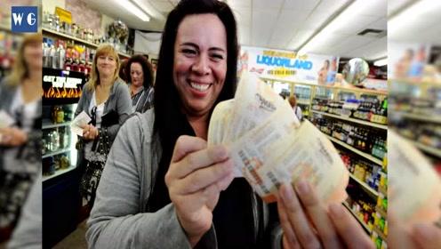 妻子买彩票后随手扔掉 丈夫捡起核对发现中了1200万