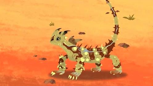 动物兄弟:真实存在的世界上最小的恐龙出世啦