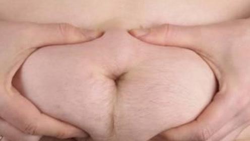 肚子上赘肉一抓一大把!每天坚持这3个动作,排毒燃脂甩掉大肚腩