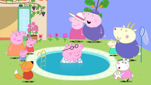 """猪年到,""""诸事""""吉!佩奇出发,祝福""""配齐""""!图片"""