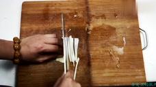 锅包肉的做法,好吃的美食,不需要繁琐的步骤,照样呈现出美味