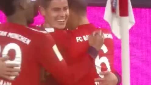 拜仁3月份最佳球员——哈梅斯