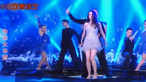 迪丽热巴综艺节目热舞合集,风情万种,惊艳全