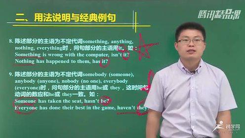 九年级英语中考辅导_1 学习英语语法句式