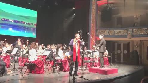 《魅力丝路·陇上行》音乐会在萨拉热窝举行