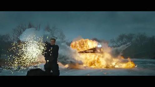 影视:一部轻松搞笑动作片,菜鸟连RPG都不会用,还把老大的车给炸了!