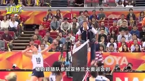 中国女排中最有灵气的二传!心高气傲拒当替补,错失奥运金牌