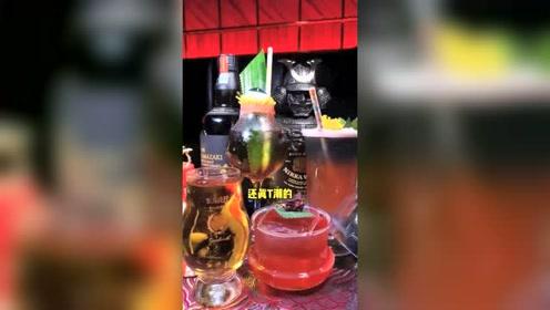九眼桥兰桂坊周围发现了一家很不同的酒吧