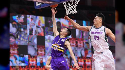 CBA三球队即将逆袭,上海成最大黑马,但北控将打进半决赛
