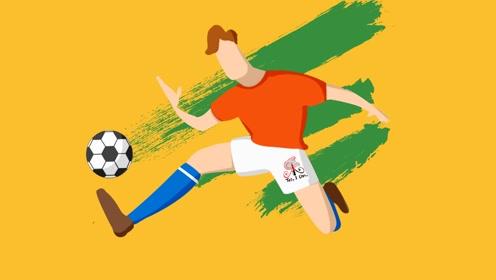 足球游戏解说02超级精彩的彩虹过人加重炮轰门