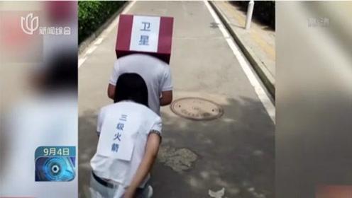 中国航天科技集团出新招,竟拍摄真人版火箭发射讲解视频,真有才
