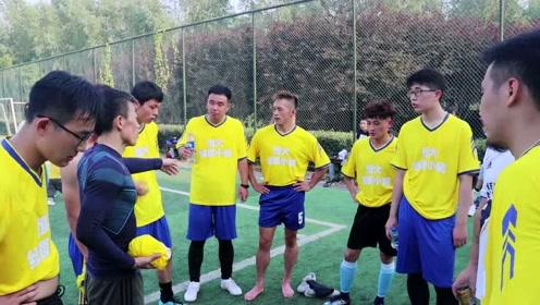 花图酒吧足球队-首秀集锦