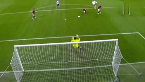 07/08欧冠经典战:阿森纳在圣罗西击败AC米兰!