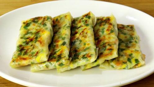 韭菜不要总包饺子了,教你新吃法,5分钟一锅,出锅就抢光