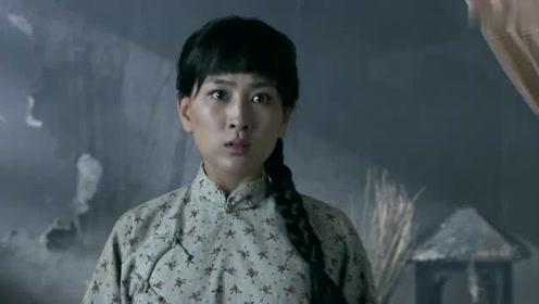 抗战剧:彦明突然出现,娟子都以为他死了,俩人相拥哭泣!