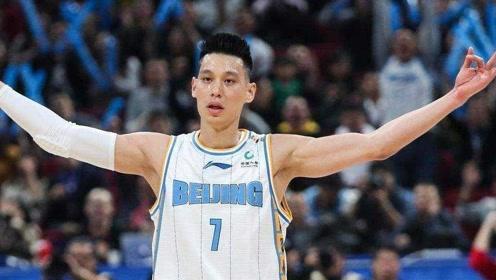 林书豪宣布不会回归CBA!要去追逐NBA的梦想