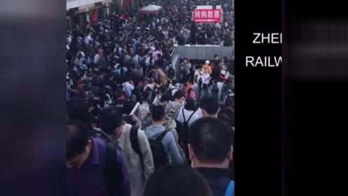 国庆节旅游景区都是人山人海,游客大喊太遭罪了,挤死了